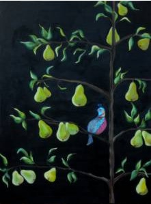 "nancy mccarthy's ""partridge in a pear tree"""