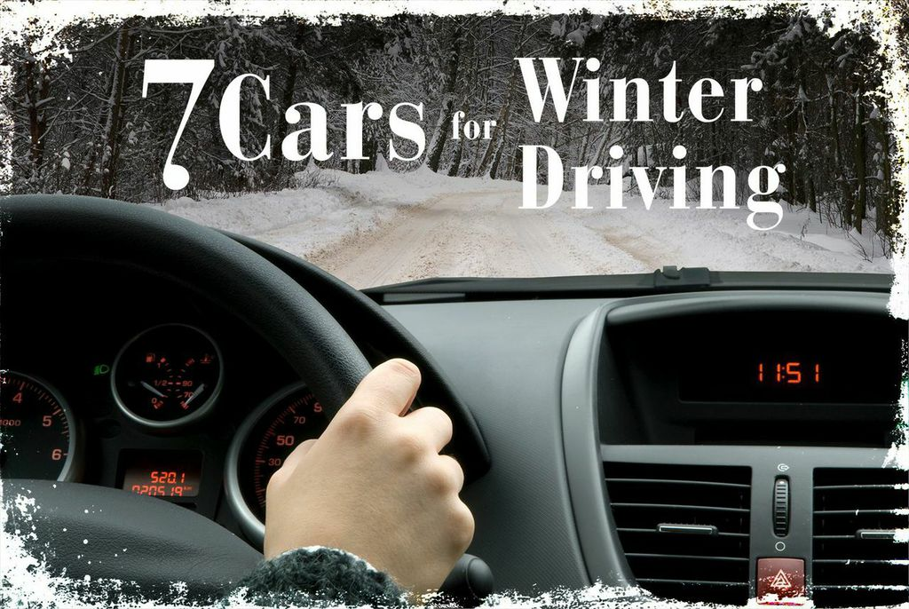 7 Cars for Winter Driving