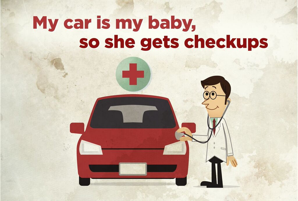 My Car is My Baby, So She Gets Checkups – Lauren Wants to Know