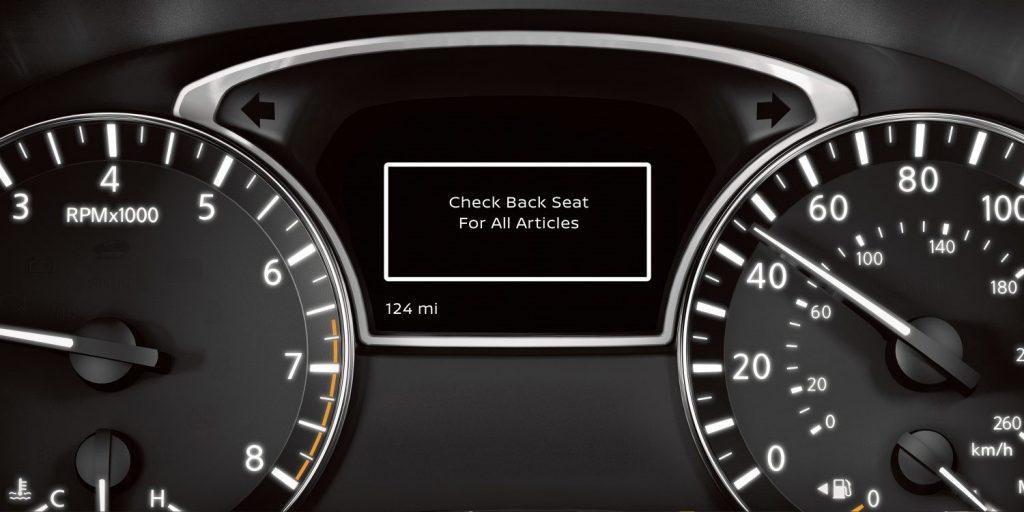 Rear-seat-reminder