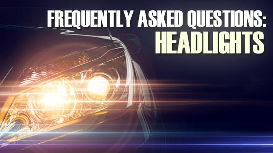 Headlights-FAQ