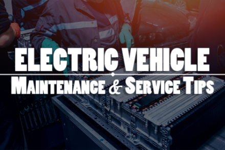 Electric-Vehicle-Maintenance