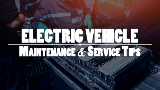 Electric-Vehicle-Maintenance
