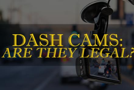 Dash Cams Legal Kansas City