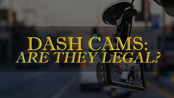 Dash Cams Legal Kansas City