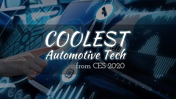 Auto Tech in 2020