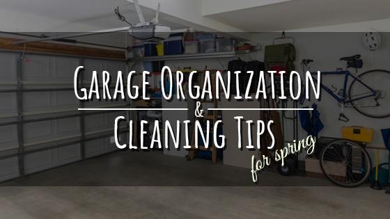 Garage Organization Clip Art